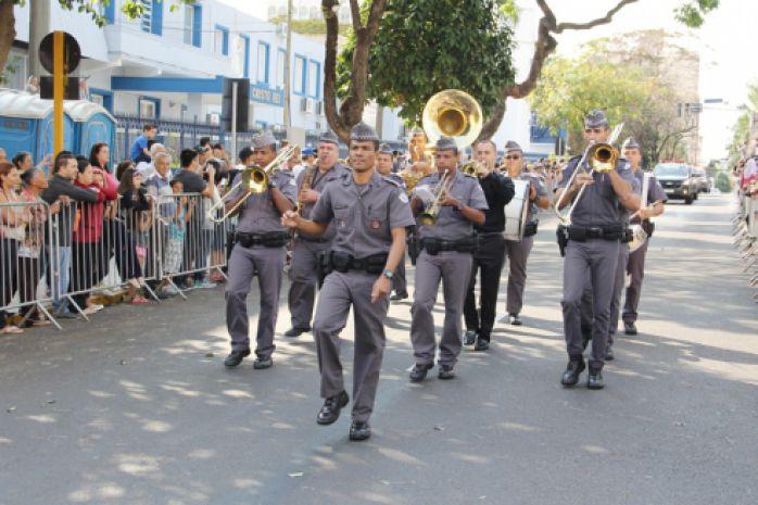 AI da Câmara - História da Banda Regimental começou em 1970