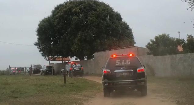 Polícia Civil - Operação de alcance interestadual prendeu suspeito no MS