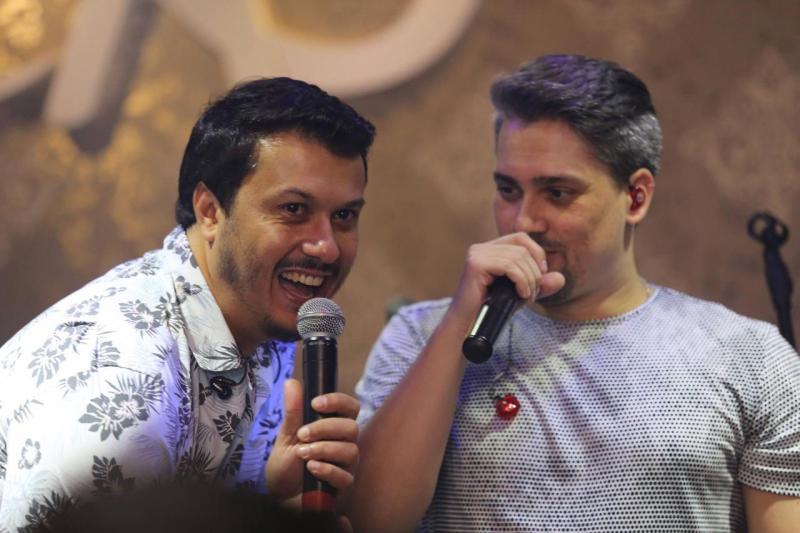 Divulgação - Dupla sertaneja, João Marcelo & Juliano, é uma das atrações da live