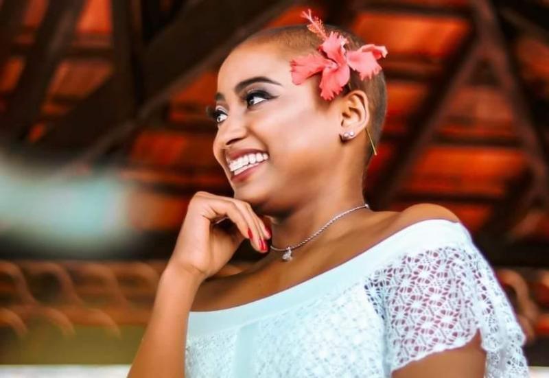 Arquivo pessoal - Marinara faleceu na tarde de hoje; sorriso contagiante será lembrado
