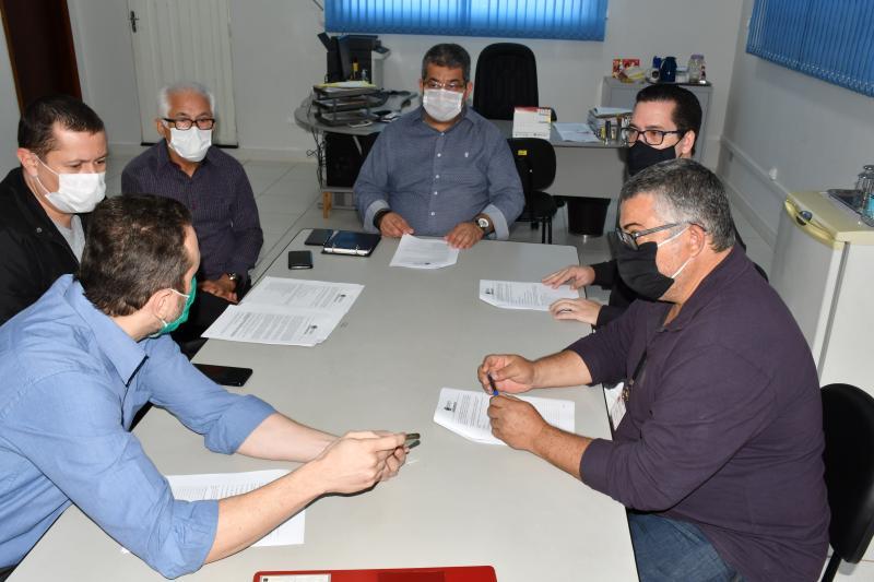 Marcos Sanches/Secom - Apresentação do sistema de gestão à Semob ocorreu nesta quinta-feira