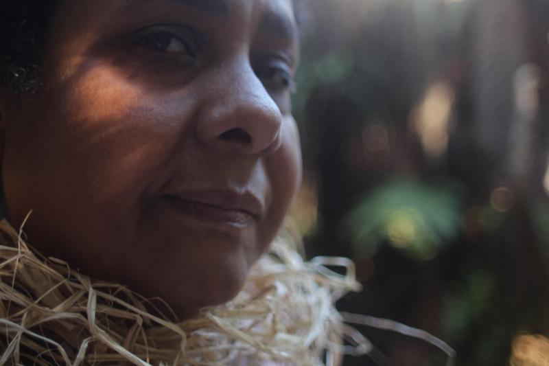 Luciano Faccini - Roseane Santos é uma das vozes mais marcantes do cenário cultural curitibano