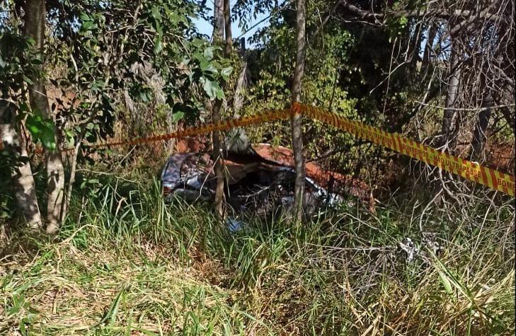 Reprodução/Site Jornal da Nova - Acidente ocorreu no km 72 da Arlindo Bettio