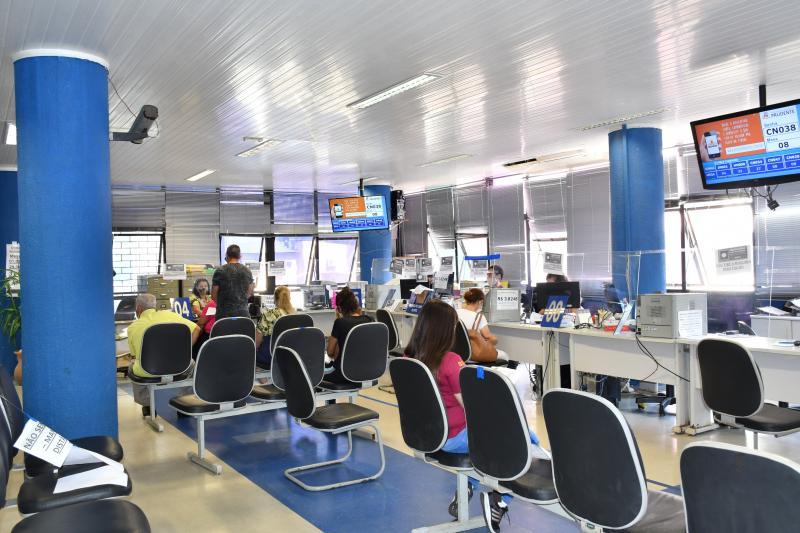 Marcos Sanches/Secom - Pessoas sem acesso à internet podem procurar pessoalmente o setor de Coordenadoria Fiscal