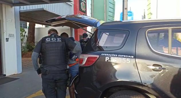 Polícia Civil - Acredita-se que grupo tenha praticado outros crimes em Dracena