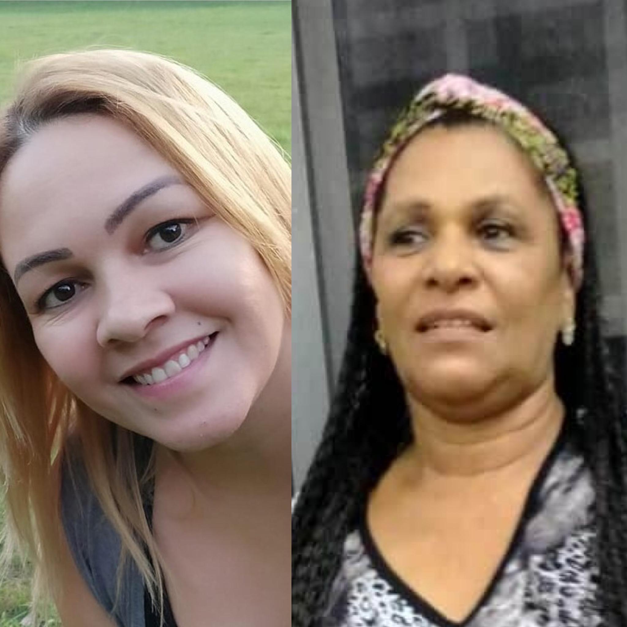 Cedidas - Cláudia e Alaíde trabalhavam na APPA há mais de 10 anos