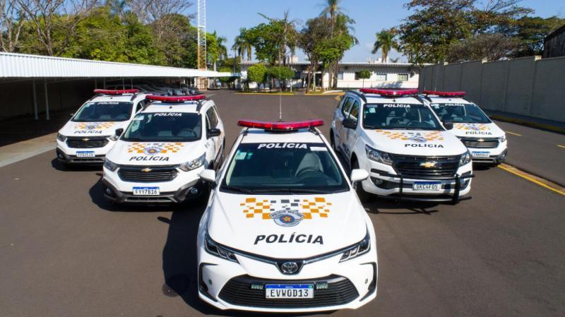 Divulgação - Veículos também foram destinados à região de Presidente Prudente