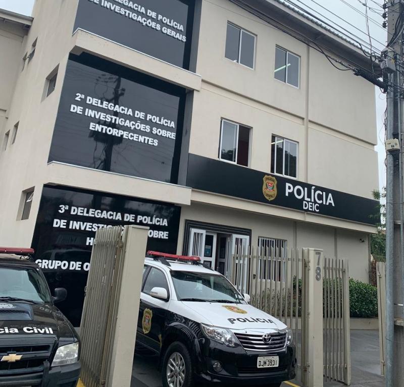 Polícia Civil - Investigação começou após denúncia anônima à 2ª Dise
