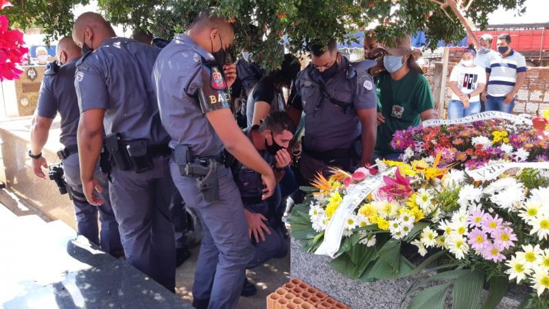 Cedidas/Portal Bueno - Despedida ocorreu no Cemitério Municipal de Presidente Venceslau