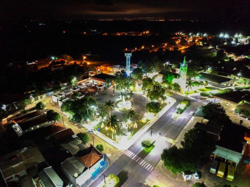 Danilo Lima: Iluminação da cidade é remodelada na área central