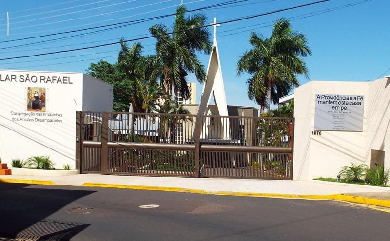 Divulgação - Nesta quarta, serão testadas 128 pessoas no Lar São Rafael