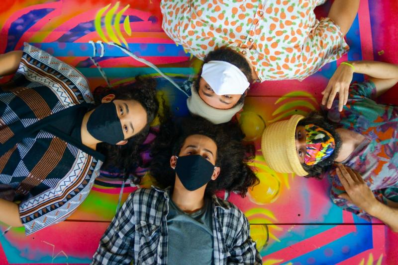 Divulgação - Do baião ao samba, do rock ao reggae, banda está na ativa há aproximadamente 10 anos