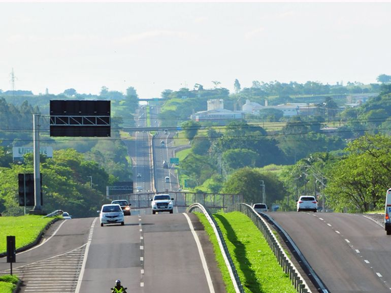 Arquivo - Dados consideram acidentes registrados em vias urbanas e rodovias