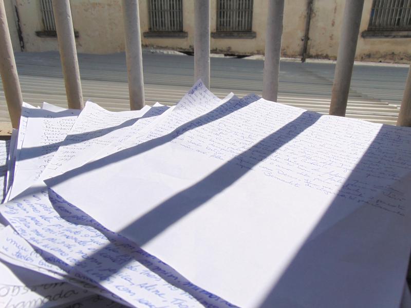 Croeste - Em julho, familiares denunciaram a demora para respostas das cartas