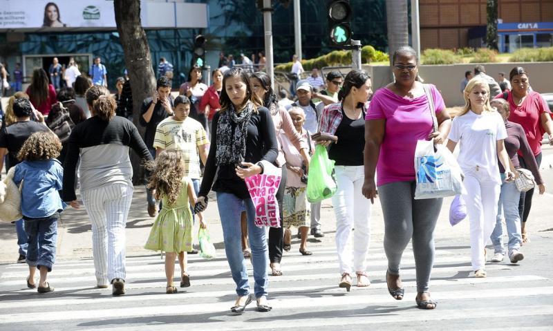 Wilson Dias/Abr- São Paulo é o Estado com maior população, segundo levantamento