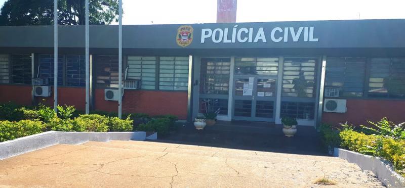 Polícia Civil - Crime ocorreu no sábado, na Avenida Ana de Paula, em Epitácio