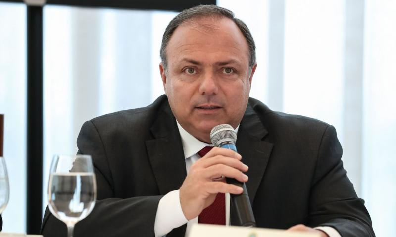 Marcos Corrêa/PR - Medida foi revogada pelo ministro interino da Saúde, general Eduardo Pazuello