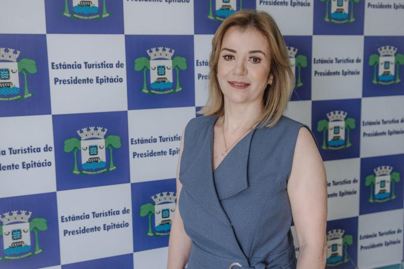 AI da Prefeitura de Epitácio -Cássia anunciou ontem a pré-candidatura para as eleições 2020