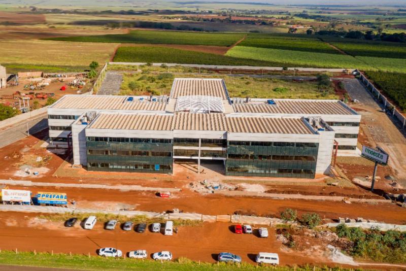 Thais Gonçalves- Previsão de inauguração do novo campus de Jaú é para janeiro de 2021