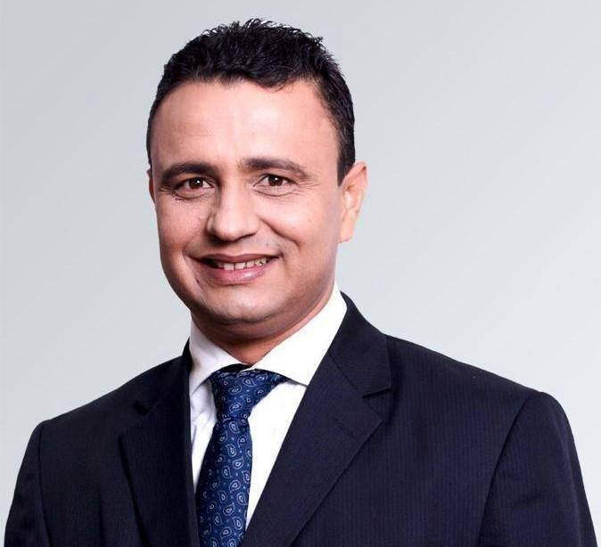 Cedida - Alvanir é o pré-candidato a prefeito pelo MDB de Rosana