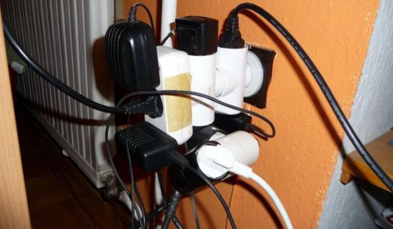 AI da Engerey - Gambiarras elétricas causam acidentes, muitas vezes fatais