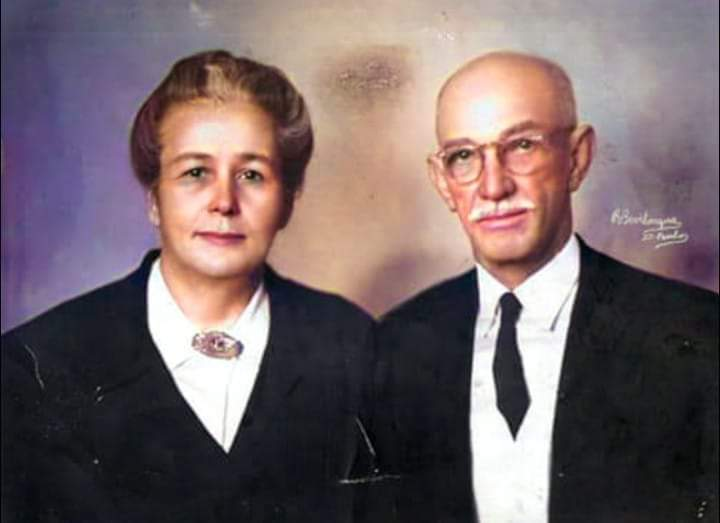 Grupo do Facebook: Fotos Históricas e boas memórias de Presidente Prudente - Francisco Goulart e a esposa Bela, unidos até hoje nas ruas de Presidente Prudente