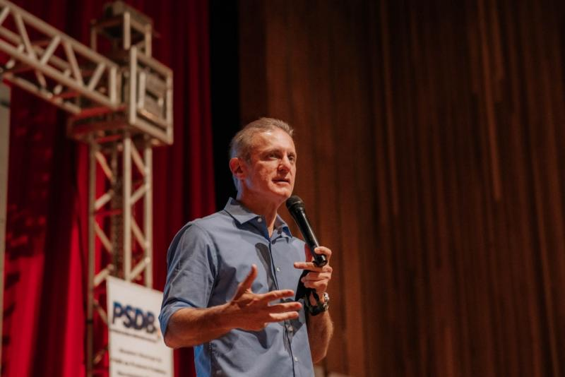 Cedidas/Rodrigo Biazon - Bugalho busca a reeleição pelo PSDB