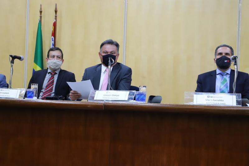 Ministério Público - Gakiya foi o responsável pelo pedido de transferência da cúpula da facção