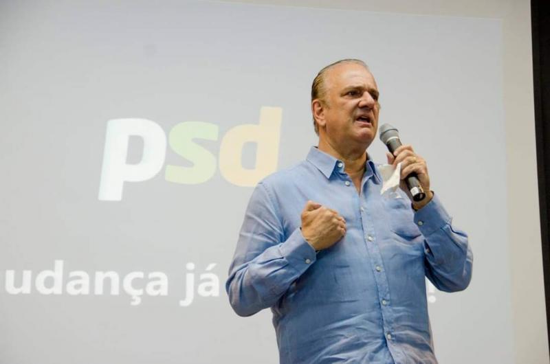 PSD/Presidente Prudente- Paulo César de Oliveira Lima concorre ao cargo majoritário em Prudente