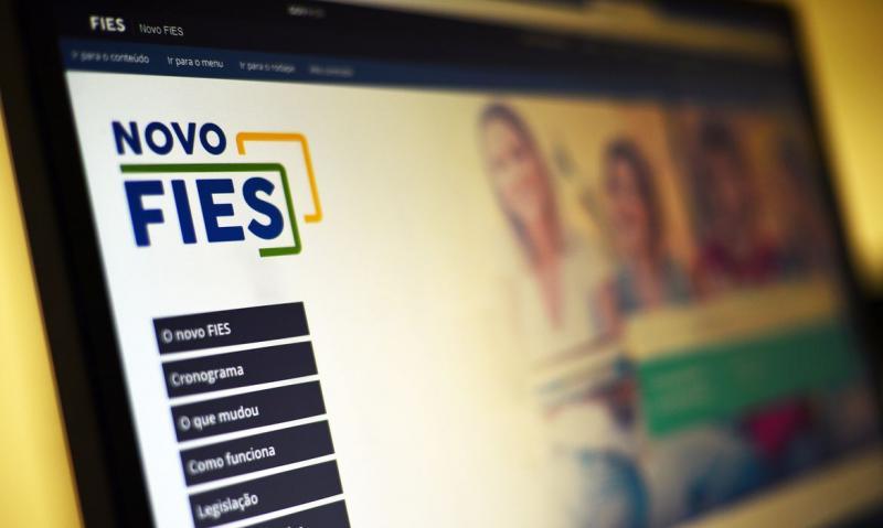 Marcello Casal Jr/Agência Brasil - Candidatos deverão se inscrever, exclusivamente, pela página do Fies