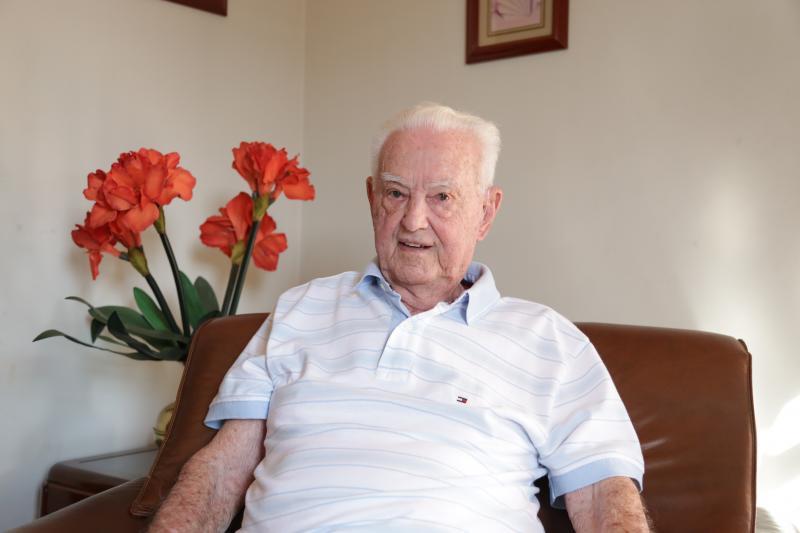 Weverson Nascimento - Nascido em 19 de setembro de 1930, Waldemar acompanhou de perto o desenvolvimento de PP