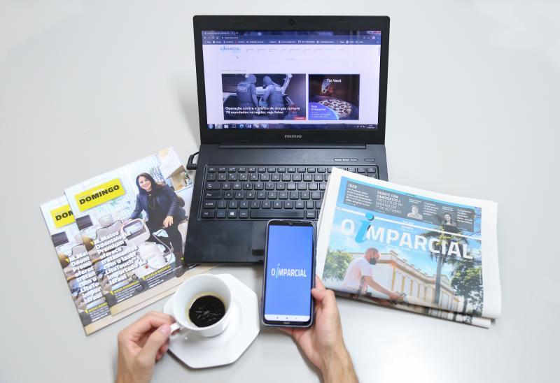 Weverson Nascimento:Plataforma permite ao assinante a mesma experiência do jornal online
