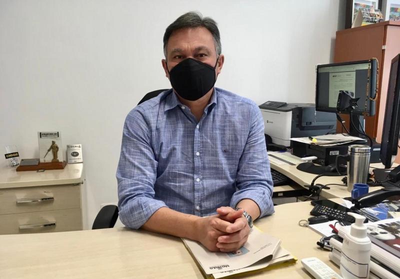 Roberto Kawasaki/Arquivo - Gakiya foi o autor do pedido de transferência a presídios federais