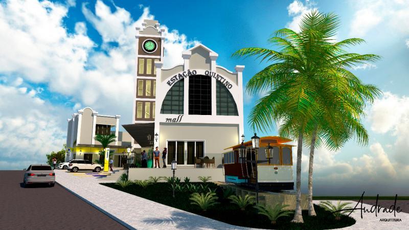 Estação Quintino: vai ser uma atração turística da cidade