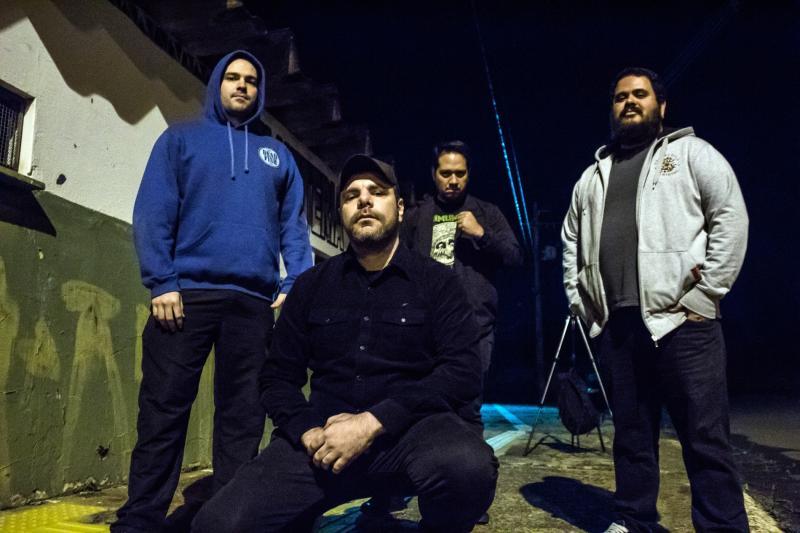 Divulgação - Fundada em 2015, banda transita entre as sonoridades modernas do post-rock, metal e rock alternativo