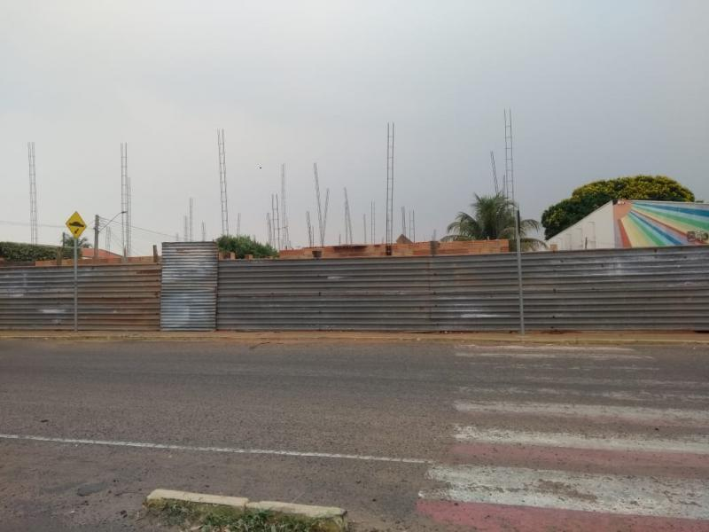 Comtur -Construção do hotel