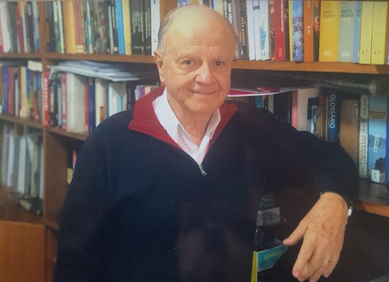 Cedida -Historiador é destacado por pesquisa que estudou a origem de Prudente
