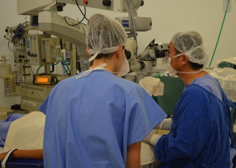 Santa Casa de Prudente - Transplantes poderão ser feitos com aval do Estado