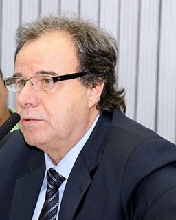 Alberto Barbosa, presidente fundador da UEPP