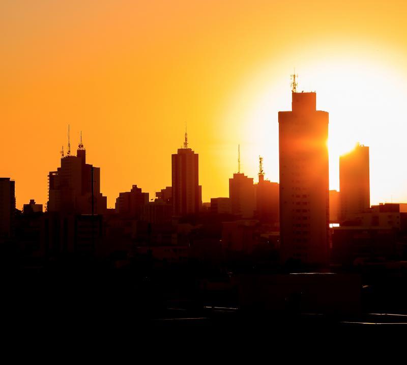 Arquivo - Semana será marcada por sensação de calor intenso na região