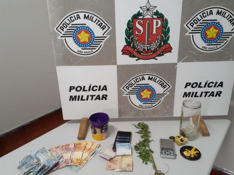 Polícia Militar - Guarnição já tinha conhecimento sobre o comércio praticado pela acusada