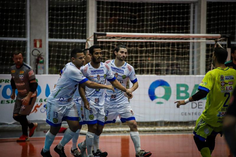 Cedida - Revés da última quarta, contra o Barão, custou a liderança do grupo 4 para a equipe do oeste paulista