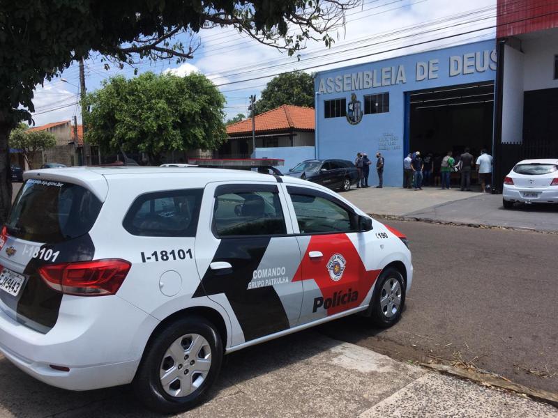 Roberto Kawasaki - Sepultamento será no Cemitério Municipal São João Batista