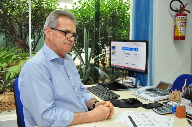 Arquivo - José Carlos Cavalcante afirma que custo será elevado