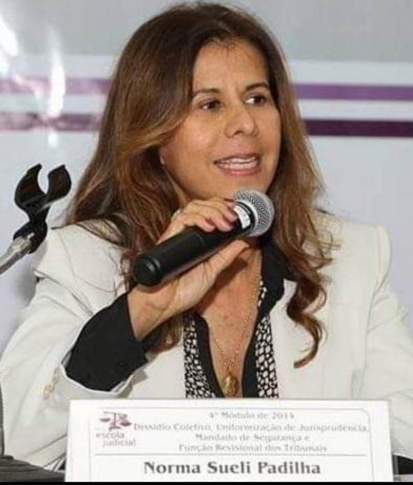 """Norma Padilha é autora do livro """"Fundamentos Constitucionais do Direito Ambiental"""", vencedor do Prêmio Jabuti"""