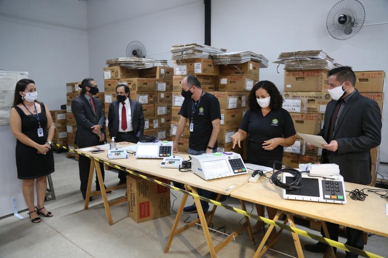 Weverson Nascimento- Processo demonstrou a captação dos votos nas urnas sob condições normais de uso