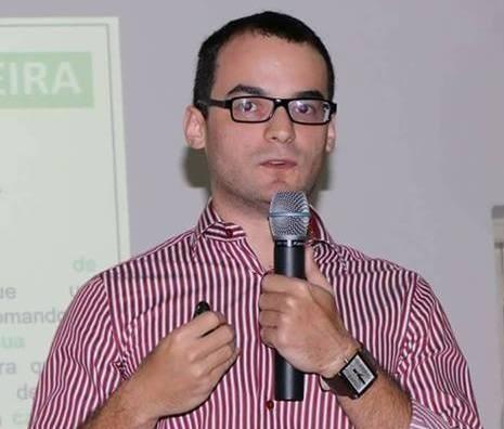 Diego Andreasi, gerente da Incubadora Tecnológica – Intepp