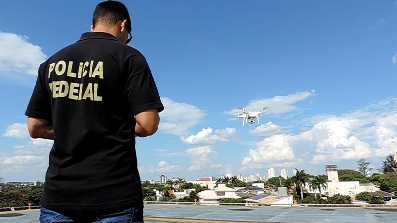 Arquivo - Drones controlarão a incidência de possíveis crimes eleitorais