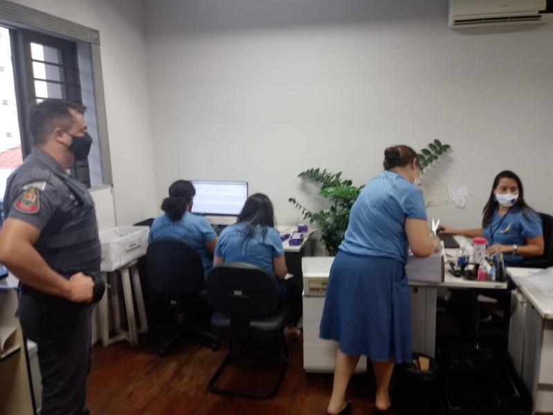 Anderson Camargo - Após fim de votação, cartórios dão sequência ao processo eleitoral com a apuração de votos