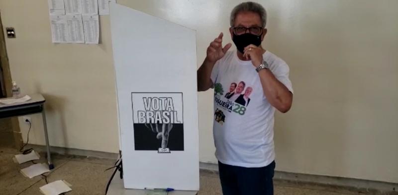 Cedida - João Figueira diz estar contente por ter se apresentado como opção aos conterrâneos